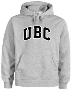 UBC font hoodie FD28N