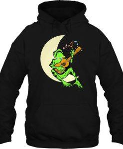 Ukulele With Frog Hoodie FD30N