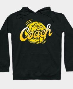 Volleyball Coach Hoodie EL01
