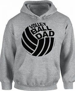 Volleyball dad Hoodie EL01