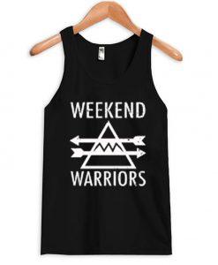Weekend Warriors Tanktop EL29N