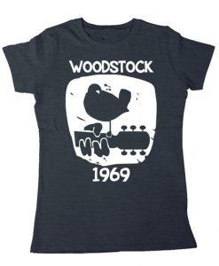 Woodstock 1969 T Shirt SR7N