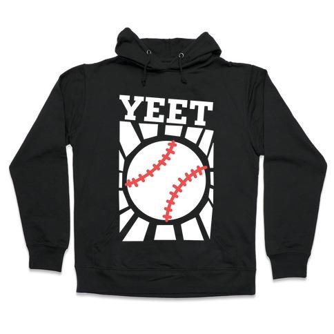 Yeet Baseball Hoodie EL01