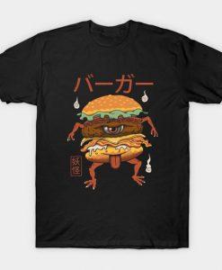 Yokai Burger T-Shirt SR28N