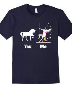 You and Me Unicorn T-shirt SR28N