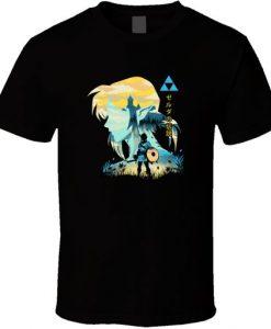 Zelda Wild Hero T Shirt EL4N