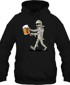 Zombie Beer Drinking Hoodie FD30N