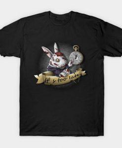 Zombie Rabbit T-Shirt SR28N