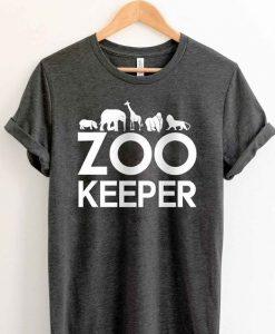 Zoo Keeper Animal T Shirt FD4N