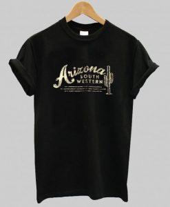 arizona south western t shirt N8EL