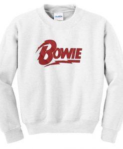 bowie sweatshirt FD30N
