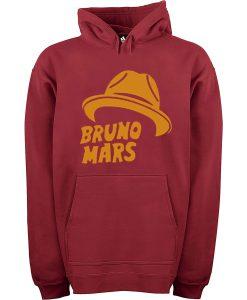 bruno mars hat hoodie EL29N