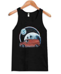 car moon tanktop EL29N