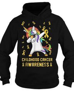 childhood cancer hoodie FD28N