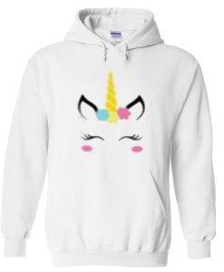 unicorn hoodie Fd28N