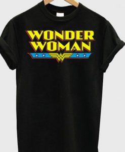 wonder woman t-shirt FD30N