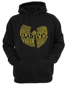 wutang hoodie FD28N