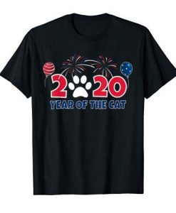 year of the cat T-shirt AI6N