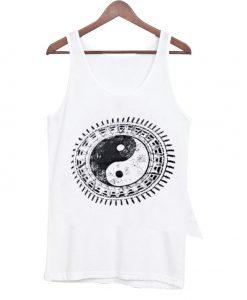 yin yang tanktop EL29N