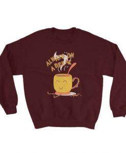 A break coffee Sweatshirt SR18D