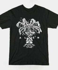 ALIEN FACEHUGGER T-Shirt VL23D