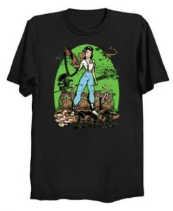 ALIEN PRINCESS T-Shirt VL23D