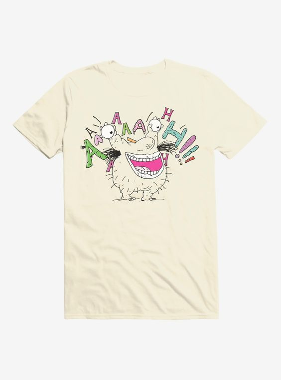 Aaahh!!! Real Monsters Krumm T-Shirt DL21D