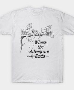 Adventure's End Tshirt FD3D