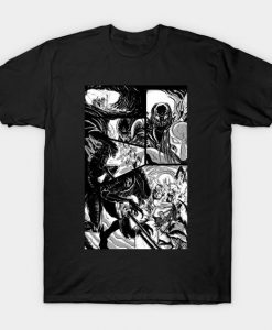 Alien vs Predator Sequential T-Shirt VL23D
