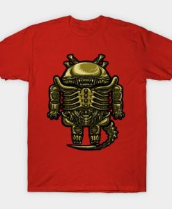 Aliens Xenomorph T-Shirt VL23D