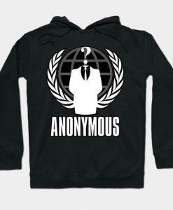 Anonymous Hoodie SR7D