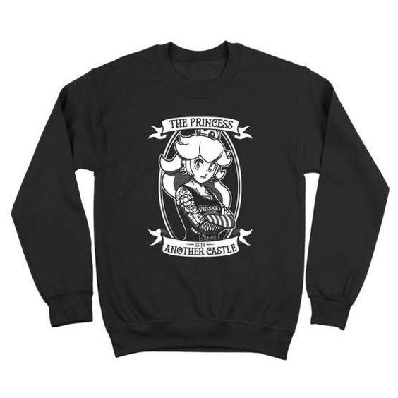 Another Castle Sweatshirt SR2D