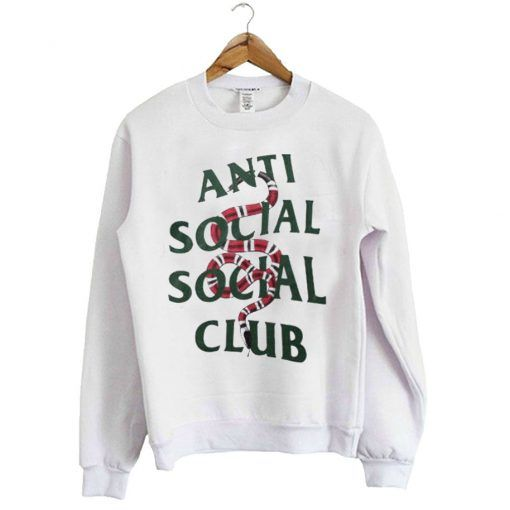 Anti Social Club Sweatshirt SR4D