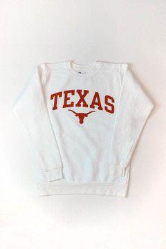 Arched Texas Sweatshirt FD3D