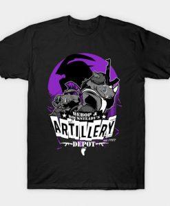 Artillery Depot T Shirt SR24D