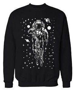 Astronaut Space Galaxy Sweatshirt FD3D