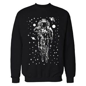 Astronaut Space Galaxy Sweatshirt FD3D