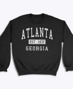 Atlanta Georgia Sweatshirt SR18D