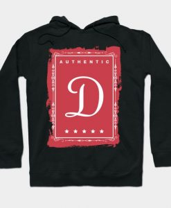 Authentic D Hoodie SR2D
