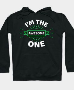 Awesome One Hoodie SR7D