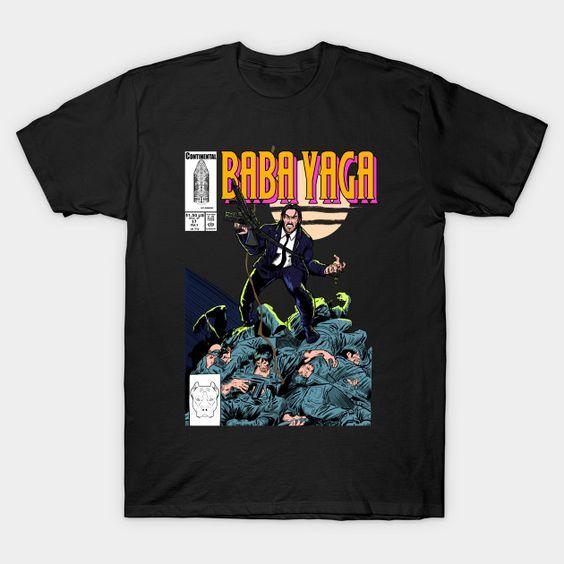 Baba Yaga Nº1 T-Shirt PT27D