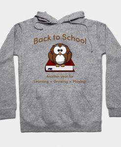 Back To School Hoodie SR7D