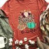 Be Thankful Leopard T-shirt AI9D