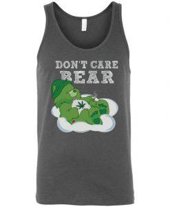 Bear Weed Tank Top SR18D