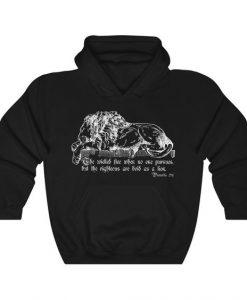 Bold As A Lion Hoodie SR2D