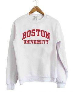 Boston University Sweatshirt SR4D