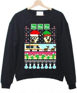 Breaking Christmas Sweatshirt 9DAI