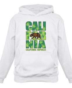 California Republic Hoodie SR18D