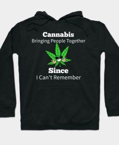 Cannabis Funny Hoodie SR18D