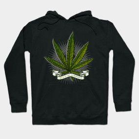 Cannabis Marijuana T Shirt SR18D